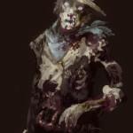 Zombie Cowboy by Martin Koza