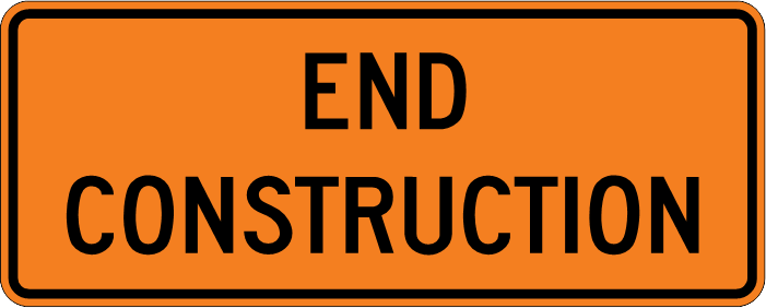 end-construction