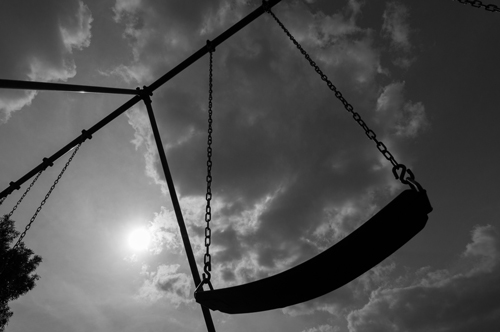 Dark Swings by John Welsh