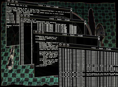u want code w/that? by Linda Saboe