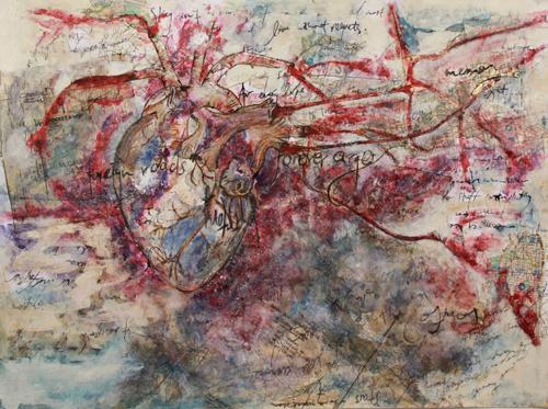Map of the Heart by Vivian Gu